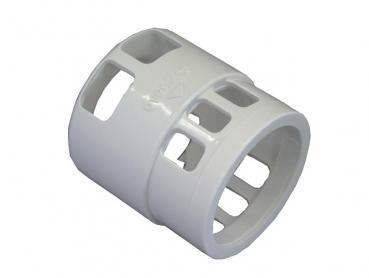 7er Set Oventrop Heizkörper Thermostatkopf Uni LH weiß M30x1,5 mit Null-Stell
